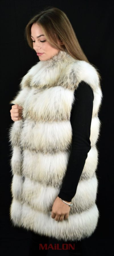 SAGA Golden Island Shadow Fox Vest