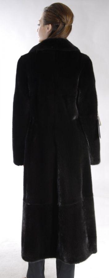 Ankle length Blackglama Mink Coat