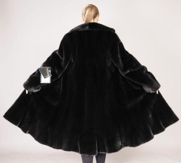 Blackglama Letout Long Mink Coat