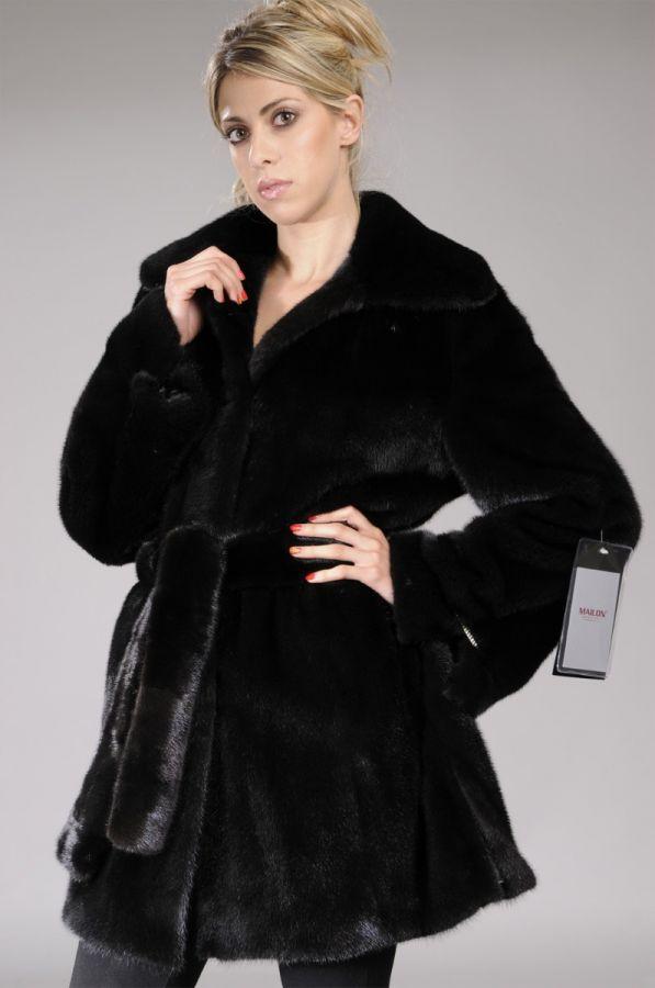 Blackglama Mink Fur jacket coat